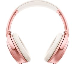 BOSE QuietComfort QC35 II Wireless Bluetooth Noise-Cancelling Headphones - Rose Gold