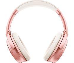 BOSE QuietComfort QC35 II Wireless Bluetooth Noise-Cancelling Headphones - Rose Gold