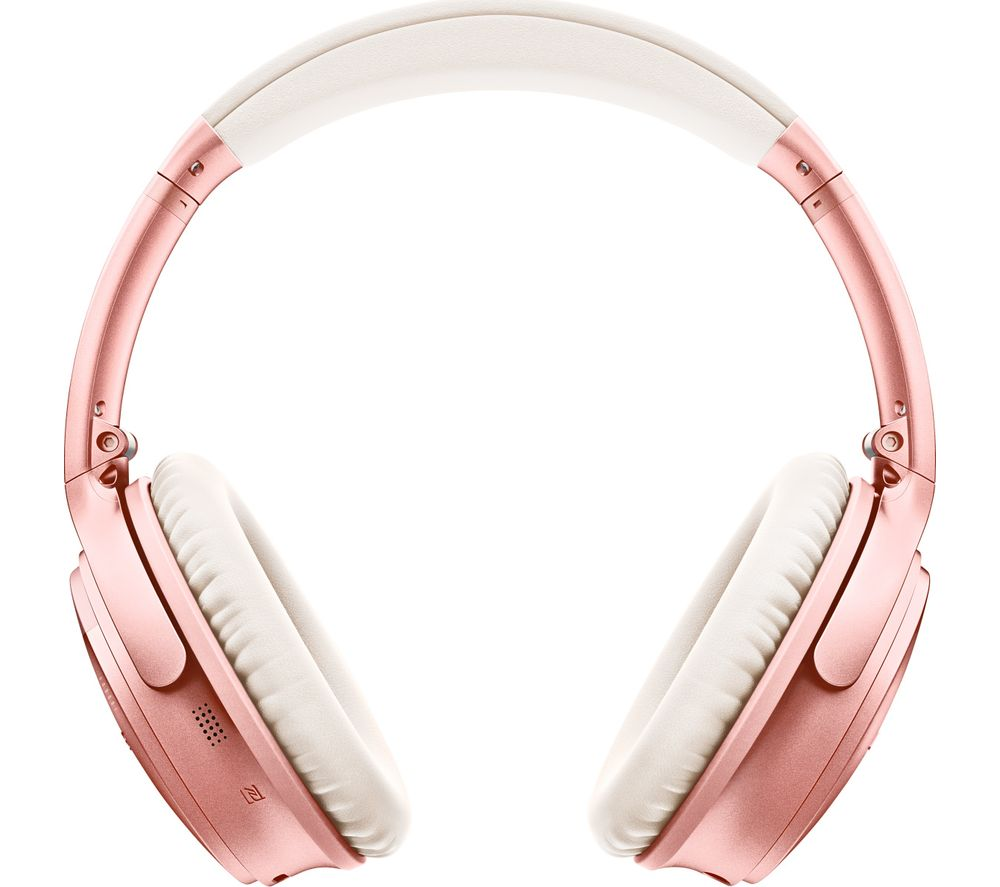 QuietComfort QC35 II Wireless Bluetooth Noise-Cancelling Headphones - Rose Gold