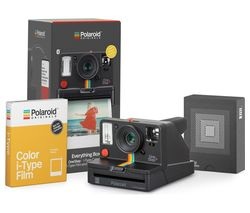 OneStep + Instant Camera Everything Box - Graphite