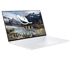 "Image of ACER Swift 7 SF714-52T 14"" Intel® Core¿ i7 Laptop - 512 GB SSD, White"