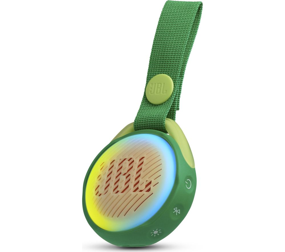 JBL JR POP Portable Bluetooth Speaker - Green
