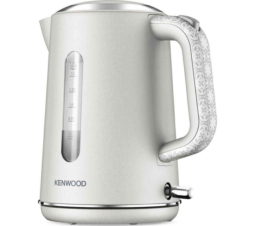 KENWOOD The Abbey Collection TJ05CR Jug Kettle - Stone