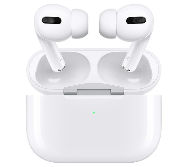 Apple AirPods Pro with Wireless Charging Case - White 3