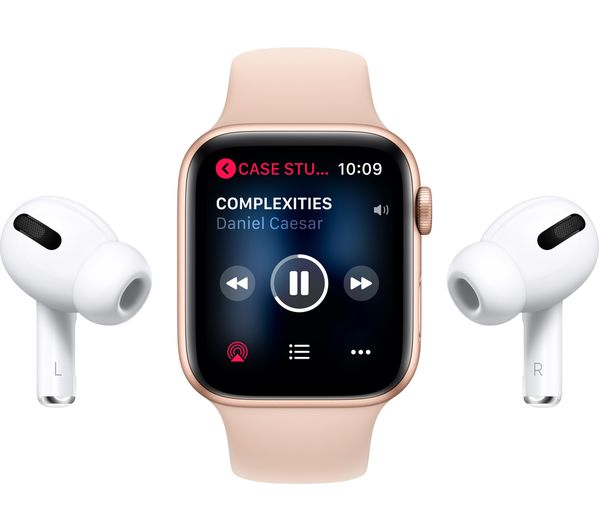 Apple AirPods Pro with Wireless Charging Case - White 4