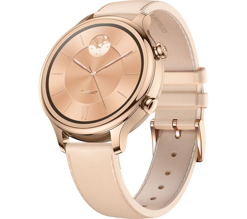 Image of TicWatch C2 - Rose Gold, Gold