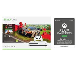 MICROSOFT Xbox One S, Forza Horizon, LEGO Speed Champions & Xbox One Game Pass Bundle