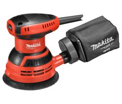 M9204 125 mm Random Orbit Sander - Red