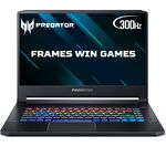 £2499, ACER Predator Triton 500 15.6inch Gaming Laptop - Intel® Core™ i7, RTX 2080, 1 TB SSD, Intel® Core™ i7-10750H Processor, RAM: 16GB / Storage: 1 TB SSD, Graphics: NVIDIA GeForce RTX 2080 MaxQ 8GB, Full HD screen,