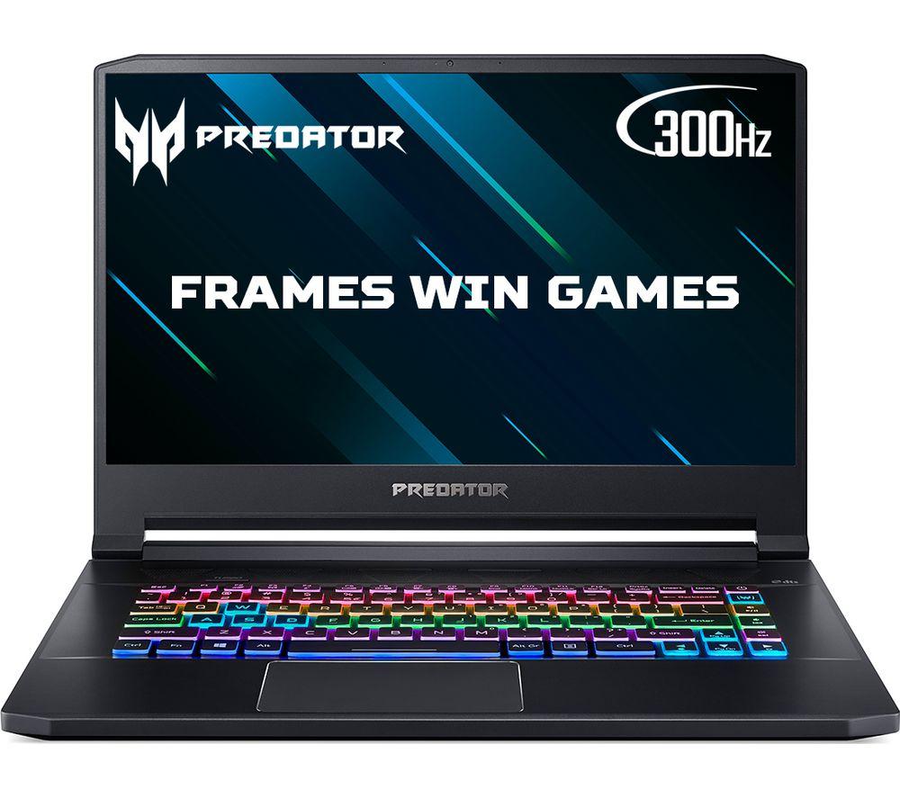 "Image of ACER Predator Triton 500 15.6"" Gaming Laptop - Intelu0026regCore i7, RTX 2080, 1 TB SSD"