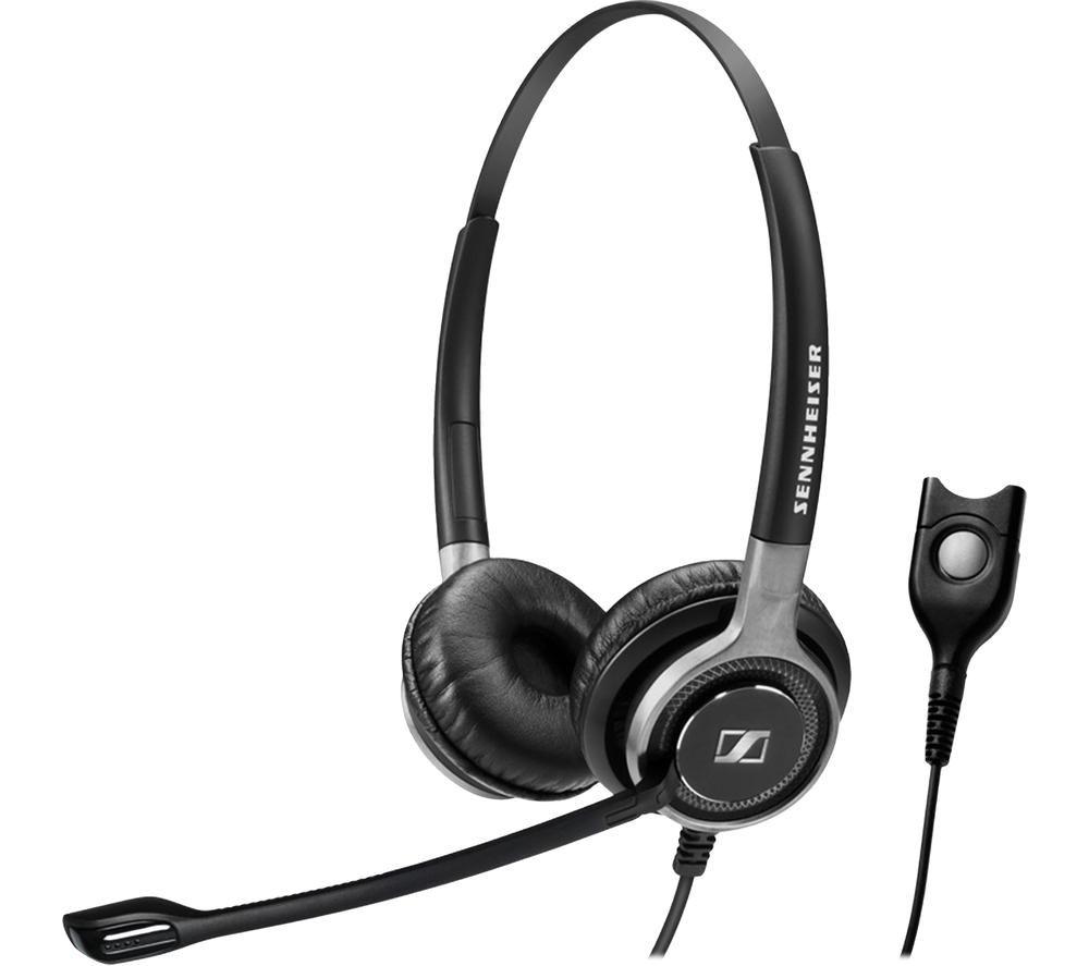 SENNHEISER SC 668 Headset - Black