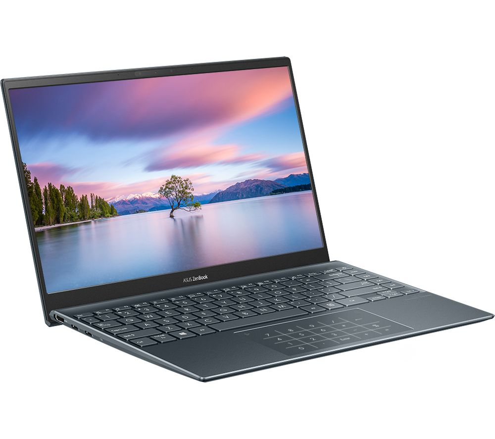Buy Asus Zenbook Ux425ja 14 Laptop Intel Core I3 256 Gb Ssd Grey Free Delivery Currys