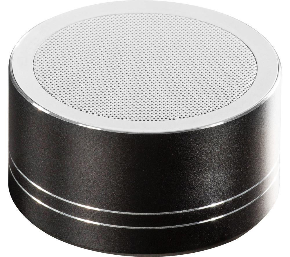 DAEWOO AVS1345 Portable Bluetooth Speaker - Black, Black