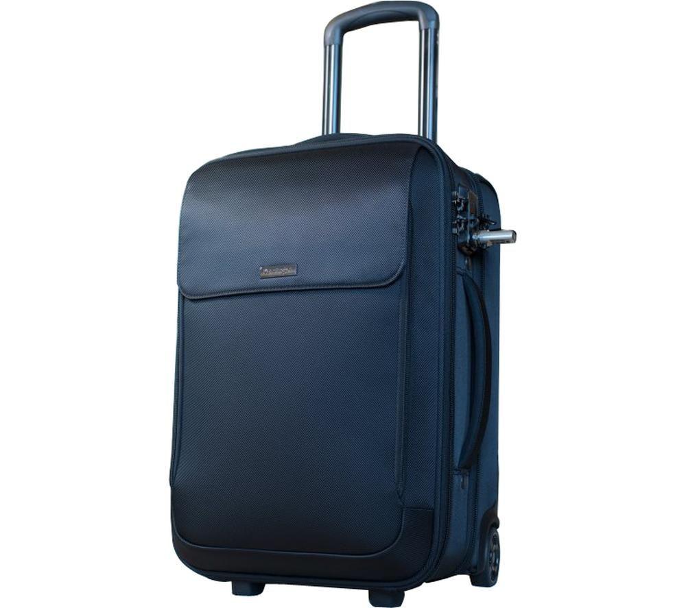 "KENSINGTON SecureTrek 17"" Laptop Case - Black"