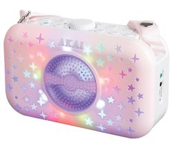 A58102 Portable Bluetooth Speaker - Pink