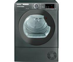 Link X Care HLX C9DRGR WiFi-enabled 9 kg Condenser Tumble Dryer - Graphite