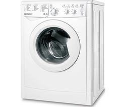 Ecotime IWDC 65125 6 kg Washer Dryer - White