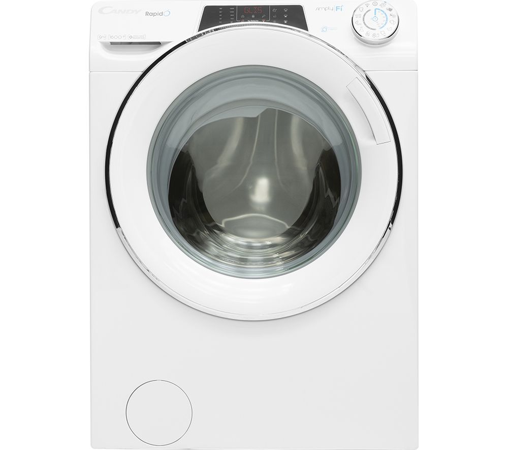 CANDY Rapido RO1694DWMCE WiFi-enabled 9 kg 1600 Spin Washing Machine - White
