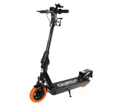 FLASH CB079SZ Electric Scooter - Black