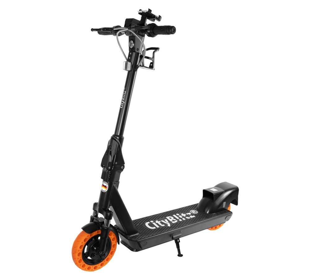 CITYBLITZ FLASH CB079SZ Electric Scooter - Black