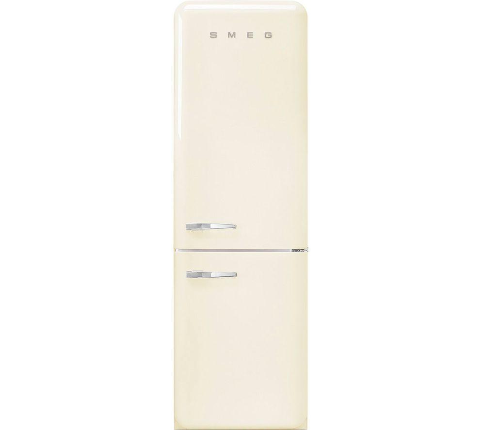 SMEG FAB32RCR5UK 70/30 Fridge Freezer - Cream