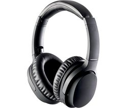 AVS1459 Wireless Bluetooth Noise-Cancelling Headphones - Black