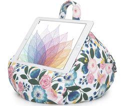 Bean Bag Tablet Stand - Floral