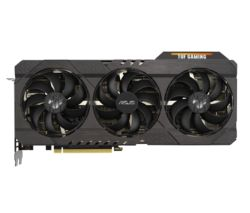 GeForce RTX 3070 8 GB TUF OC GAMING Graphics Card