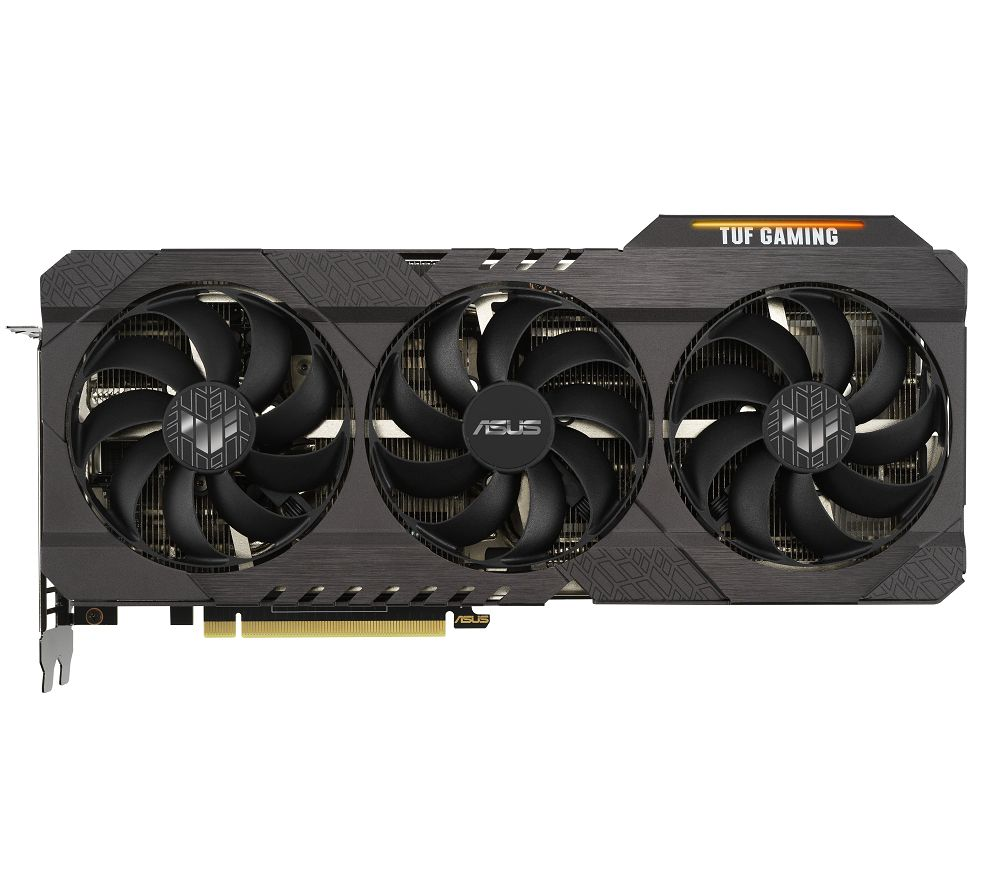 ASUS GeForce RTX 3070 8 GB TUF OC GAMING Graphics Card