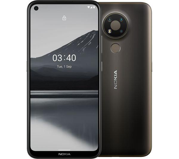 Nokia 3.4 - 32 GB, Charcoal 2