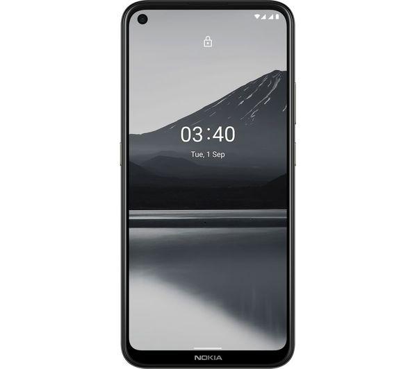 Nokia 3.4 - 32 GB, Charcoal 6