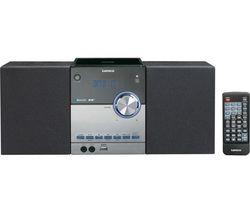MC-150 Bluetooth Micro Hi-Fi System - Grey