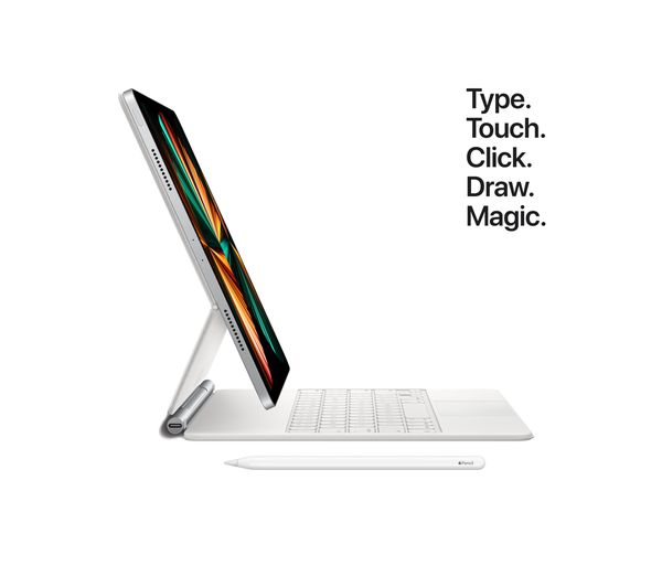 "Buy APPLE 11"" iPad Pro (2021) - 256 GB, Space Grey | Free ..."