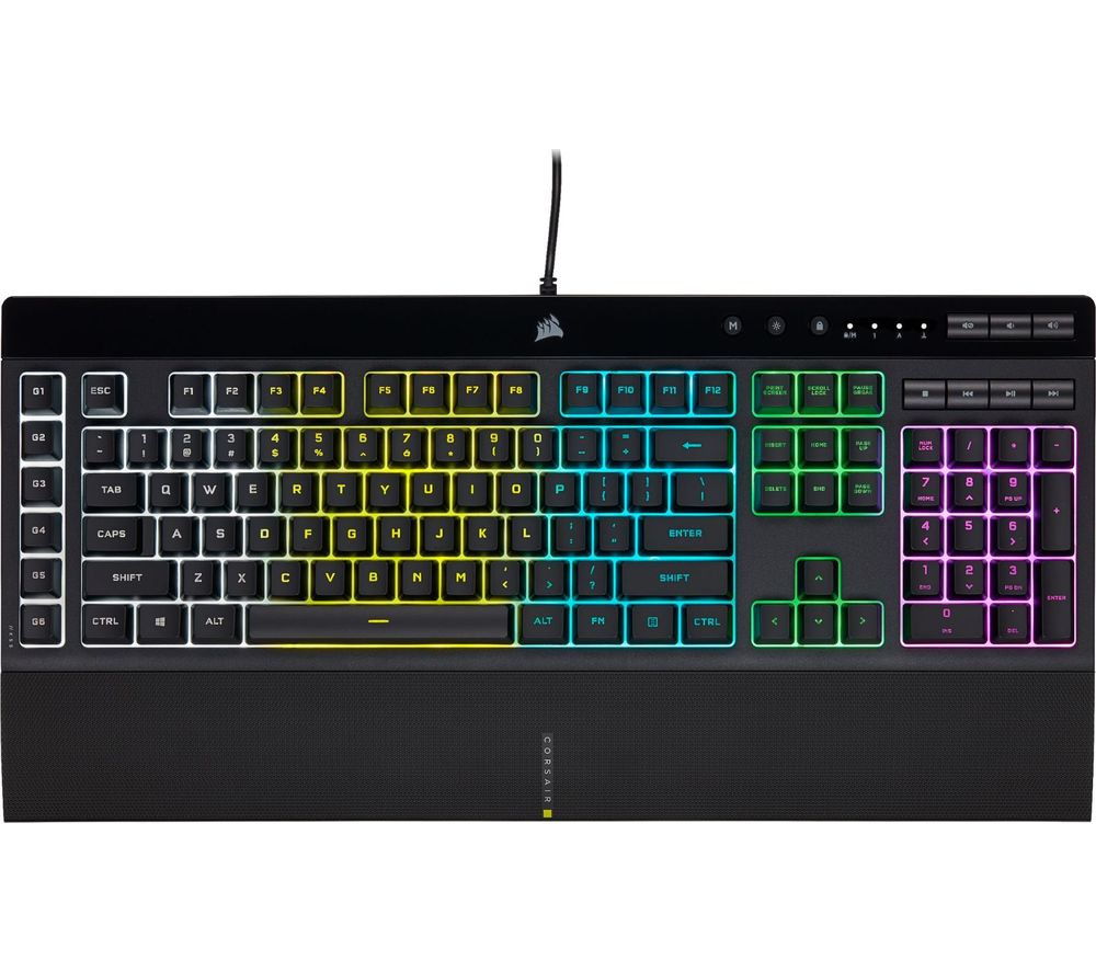 Image of CORSAIR K55 RGB PRO Gaming Keyboard