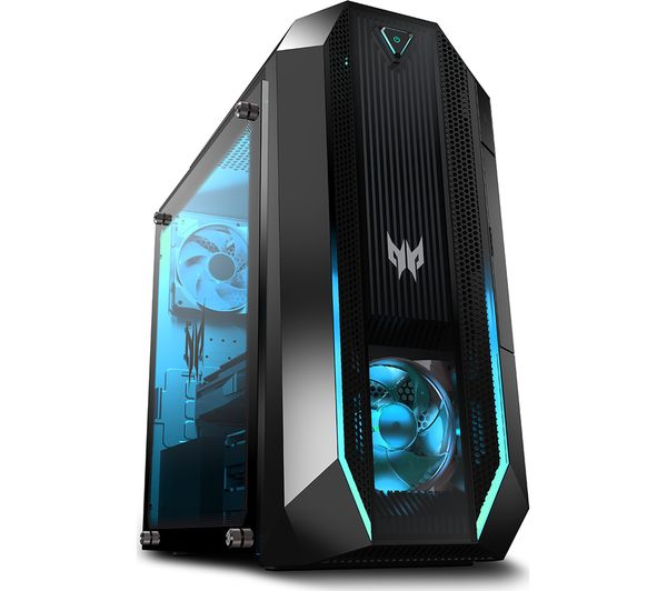 ACER Predator Orion 3000 PO3-630 Gaming PC - Intel®Core i7, RTX 3070, 1 TB HDD & 512 GB SSD