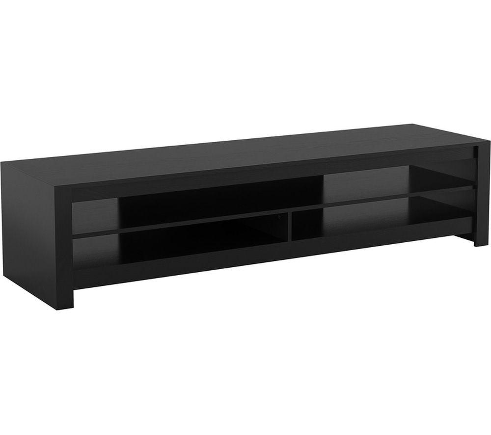 AVF Calibre CA180RBO 1800 mm TV Stand – Black Oak