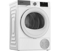 GT54823CW 8 kg Heat Pump Tumble Dryer - White