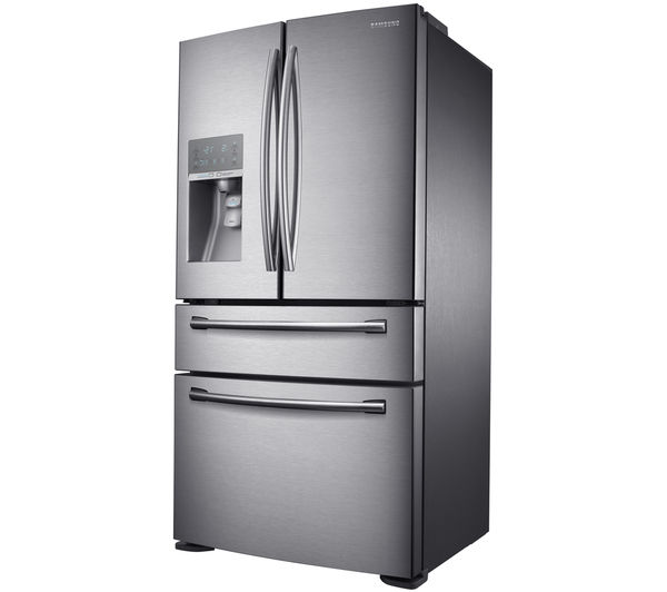 American Fridge Freezer Part - 30: SAMSUNG RF24HSESBSR American-Style Fridge Freezer - Real Stainless