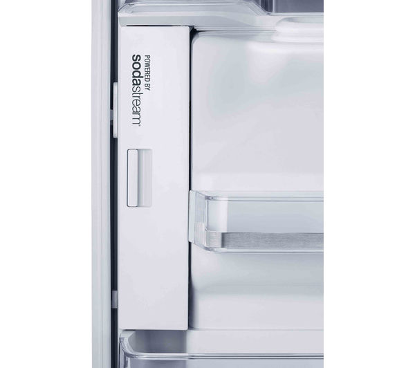 Buy Samsung Rf24hsesbsr American Style Fridge Freezer Real