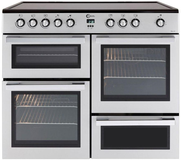 Compare prices for Flavel MLN10CRS Electric Ceramic Range Cooker