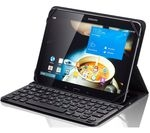 SANDSTROM S10UKBF14 Keyboard Folio Tablet Case - Black