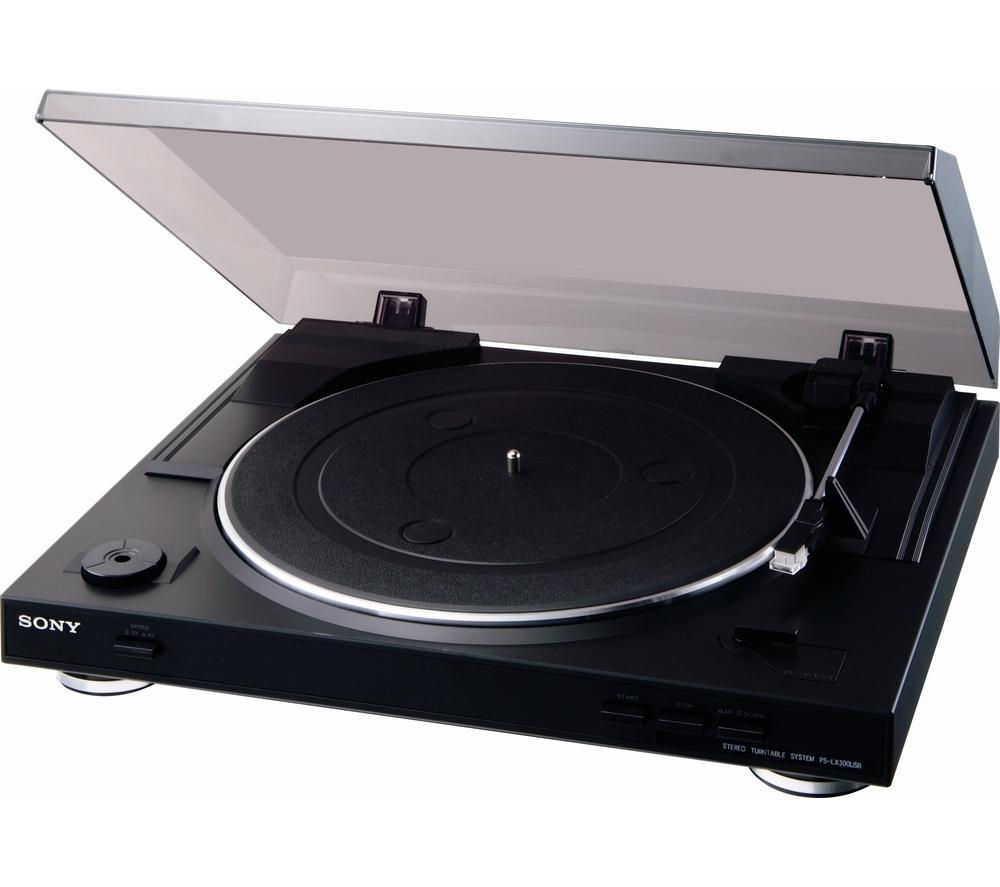 SONY PS-LX300 Turntable specs