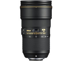 NIKON AF-S NIKKOR 24-70 mm f/2.8E ED VR Wide-angle Zoom Lens