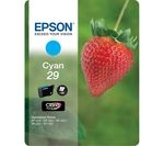 EPSON Strawberry 29 Cyan Ink Cartridge
