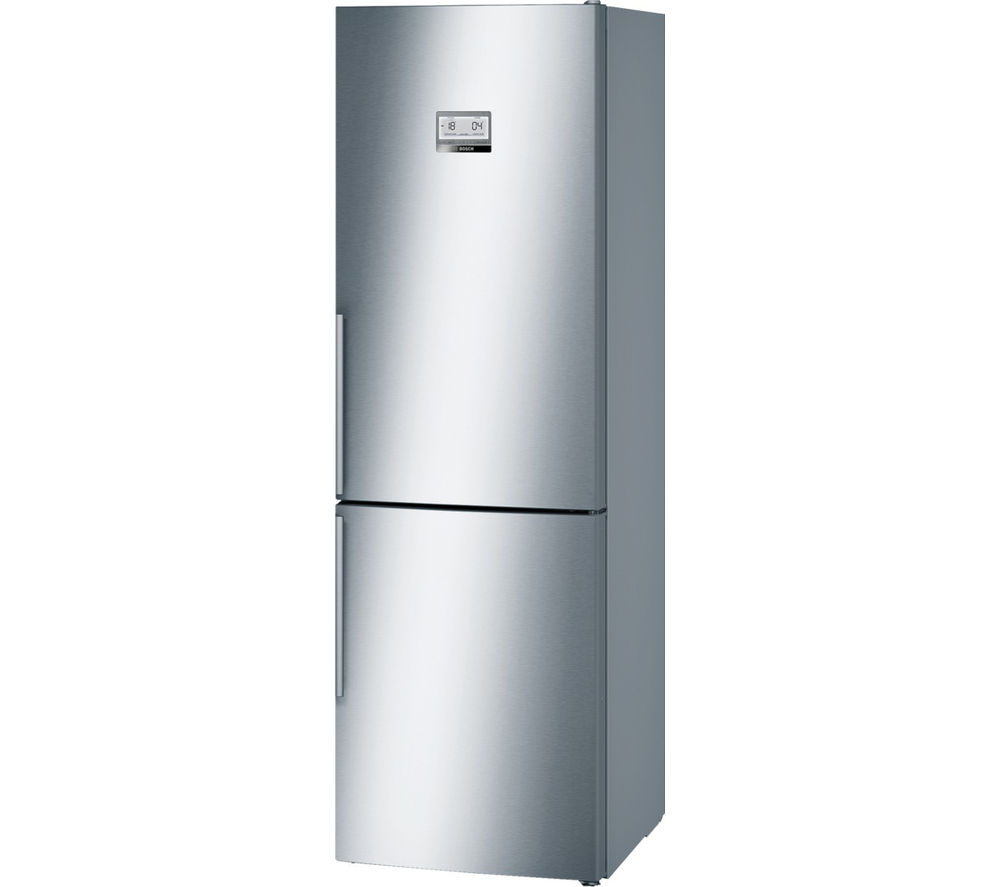 BOSCH Serie 6 KGN36AI35G Smart 60/40 Fridge Freezer - Silver