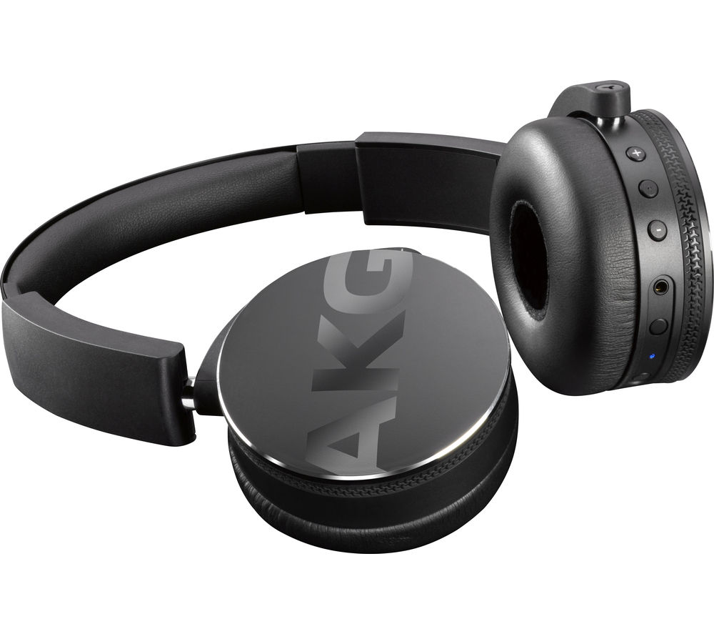 Cheapest price of Akg Y50BT Wireless Bluetooth Headphones in new is £44.95