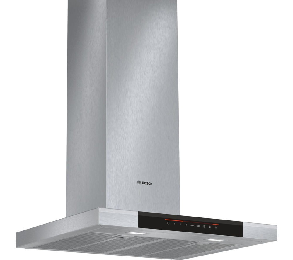 BOSCH DWB068J50B Chimney Cooker Hood - Stainless Steel
