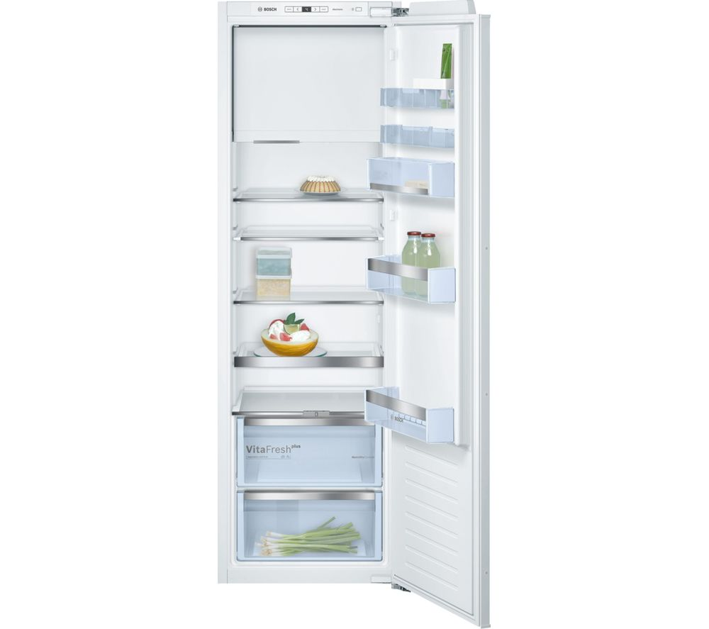 BOSCH KIL82AF30G Integrated Tall Fridge