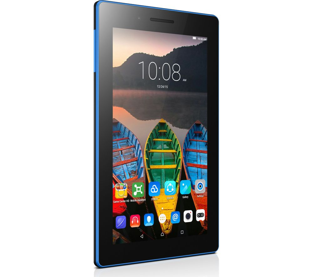 Compare prices for Lenovo TAB3 Essential 7 Inch Tablet 16GB