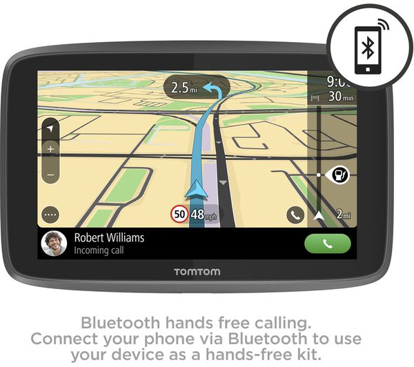 Buy Tomtom Go 5200 5\ Sat Nav With Worldwide Maps Free: Tomtom Usa Maps At Infoasik.co
